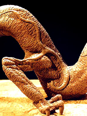 Ancient Chinese Dragon Sculpture