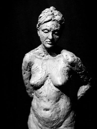 Female Nude Sculpture