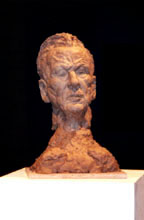 Male Sculpture Bust
